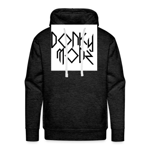 DonkyModz logo - Men's Premium Hoodie