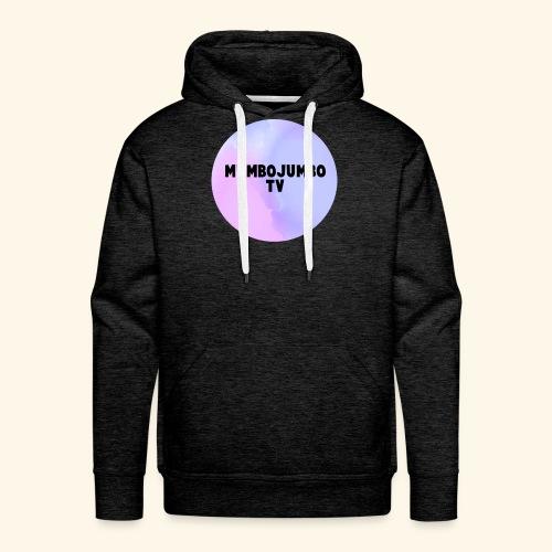 Light Unisex MumboJumbo TV Galaxy Sweatshirt Hoodi - Men's Premium Hoodie