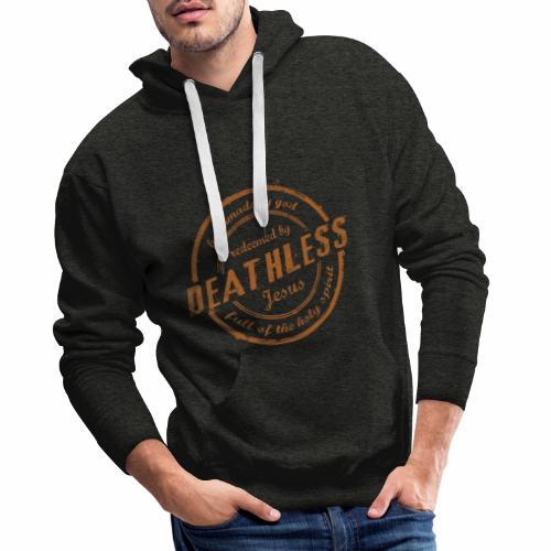 Deathless Stempel - Männer Premium Hoodie