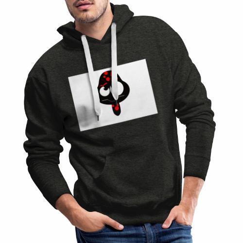 Champi - Sweat-shirt à capuche Premium pour hommes