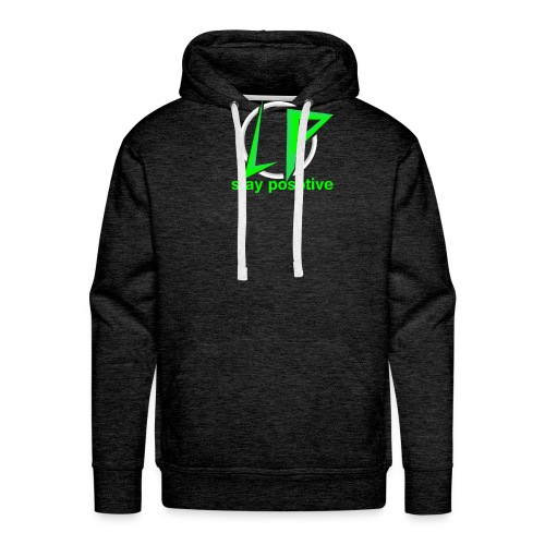 streamlabs logo 4 - Men's Premium Hoodie