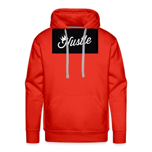 King Hustle - Men's Premium Hoodie