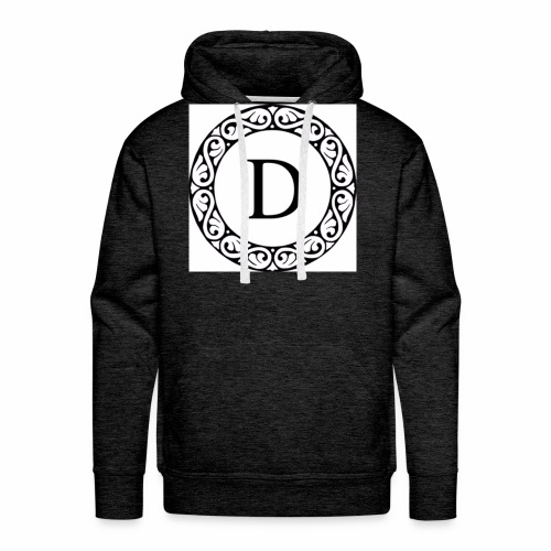 DusTT logo - Men's Premium Hoodie