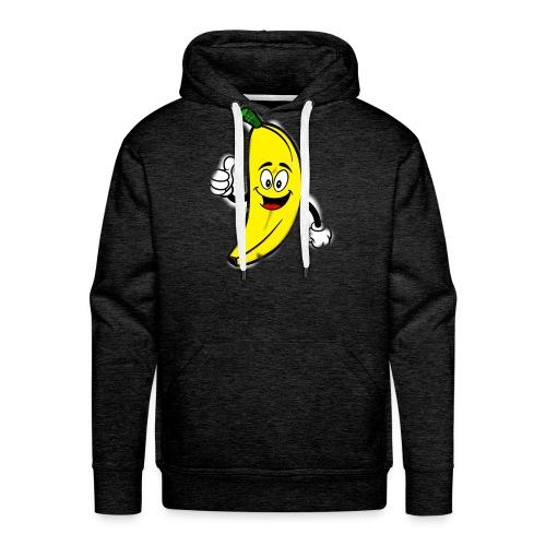 Bananen t Shirt - Männer Premium Hoodie