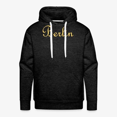Berlin - Männer Premium Hoodie