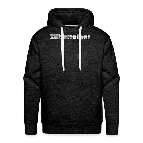 Silberreiher - Männer Premium Hoodie