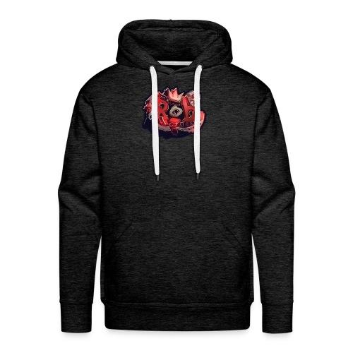 logo 12rObg '19 - Sudadera con capucha premium para hombre