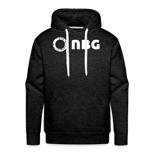 NBG Logo Icon - Männer Premium Hoodie