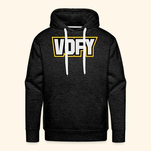 vofy - Männer Premium Hoodie