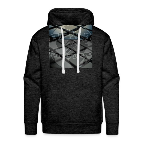 Beat Trotterz instruments serie N°5 - Sweat-shirt à capuche Premium pour hommes