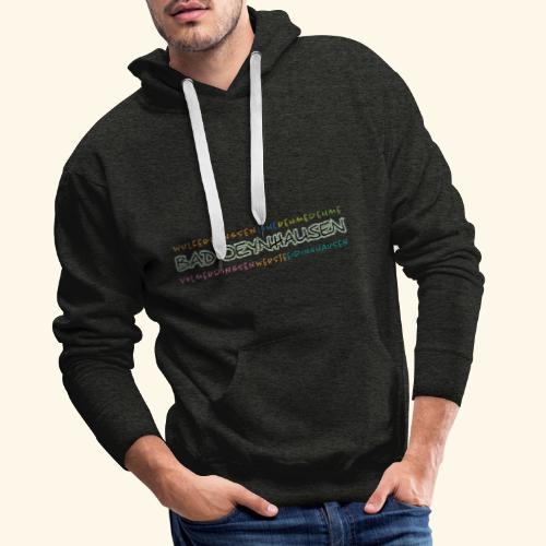 Colorful Oeynhausen - Männer Premium Hoodie