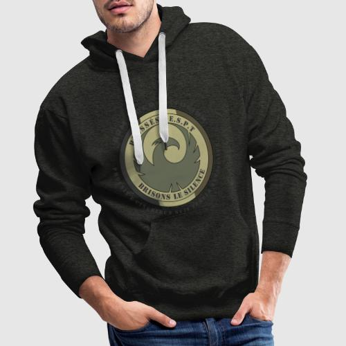 ESPT CAMO - Sweat-shirt à capuche Premium pour hommes