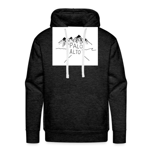 PALO ALTO California - Sudadera con capucha premium para hombre