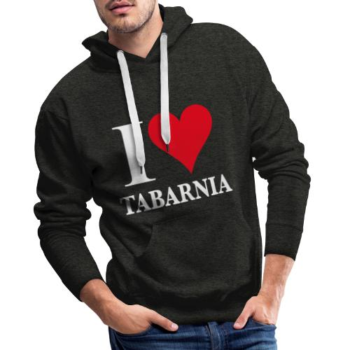 I love Tabarnia away from Catalan nationalism - Men's Premium Hoodie