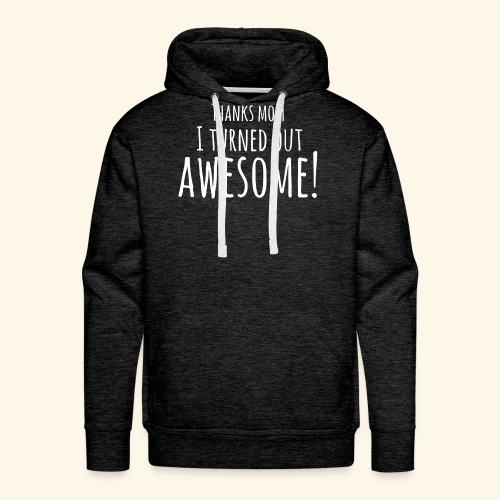 awesome - Mannen Premium hoodie