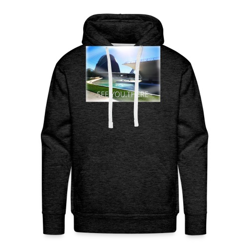 see.you.there - Männer Premium Hoodie