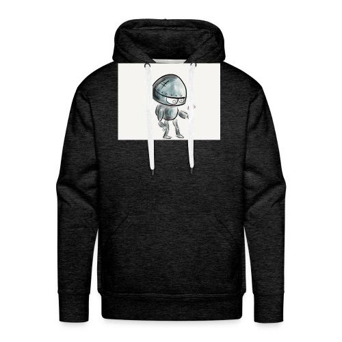 Robot - Mannen Premium hoodie