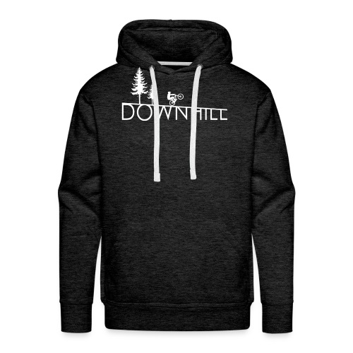 Downhill Whip it design - Männer Premium Hoodie