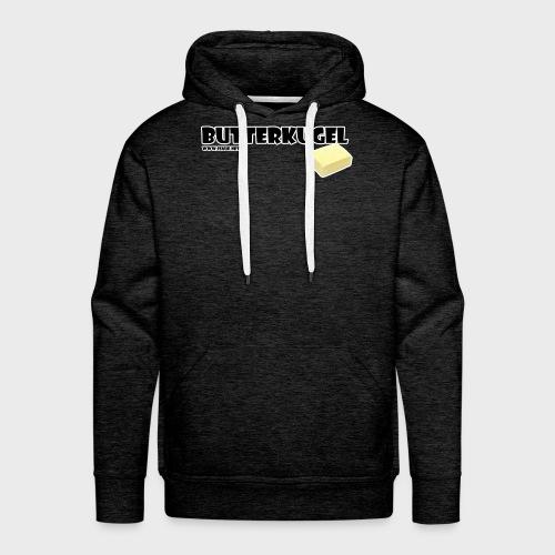 Butterkugel - Männer Premium Hoodie