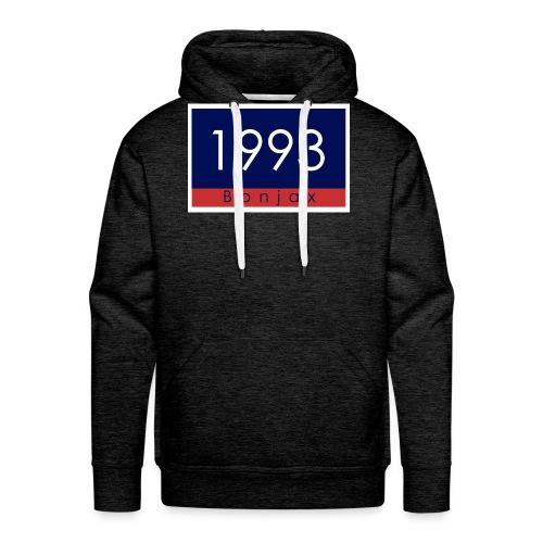 1993-1 - Männer Premium Hoodie