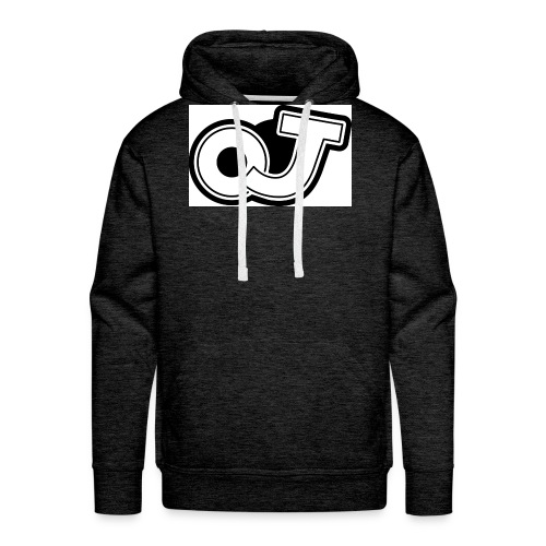 OJ_logo - Mannen Premium hoodie