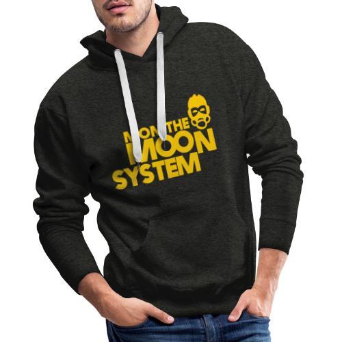 Mon' The Moon System - Men's Premium Hoodie
