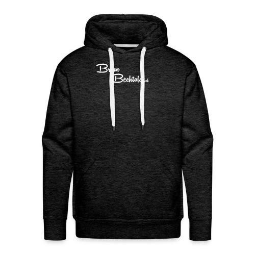 Bram Bechtold - Mannen Premium hoodie