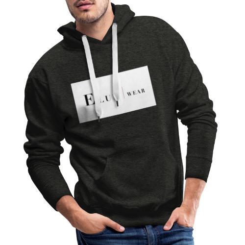Elum wear - Premium hettegenser for menn