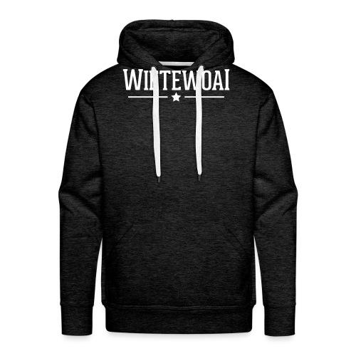 Wietewoai - Mannen Premium hoodie