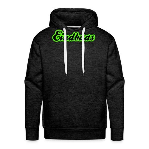 eindbaas upload - Mannen Premium hoodie