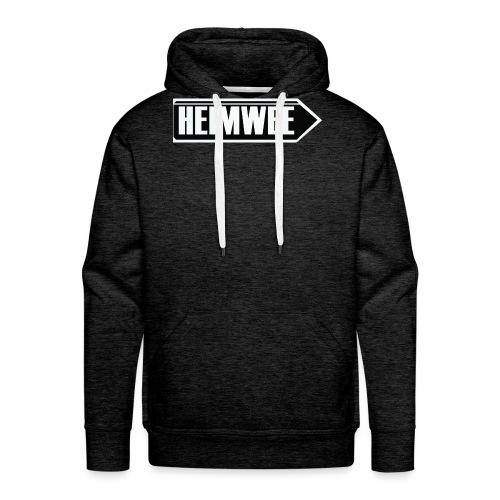 HNN PIJL VOOR T SHIRT 2 png - Mannen Premium hoodie