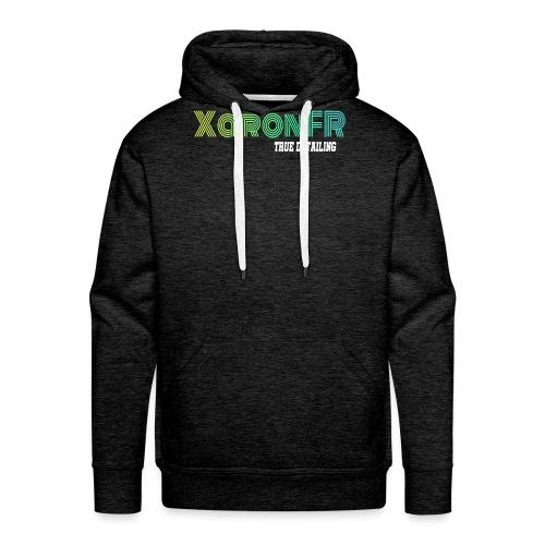 XaronFR True Detailing Funky - Männer Premium Hoodie
