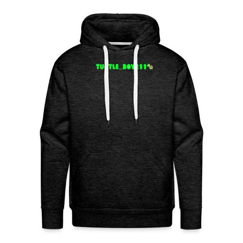 Turtle_Boy211 - Men's Premium Hoodie