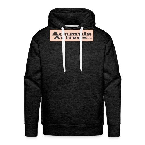 AA-jpg - Sudadera con capucha premium para hombre