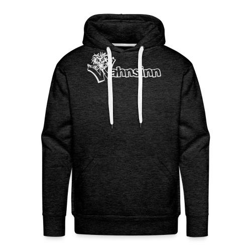 Wahnsinn Logo - Mannen Premium hoodie