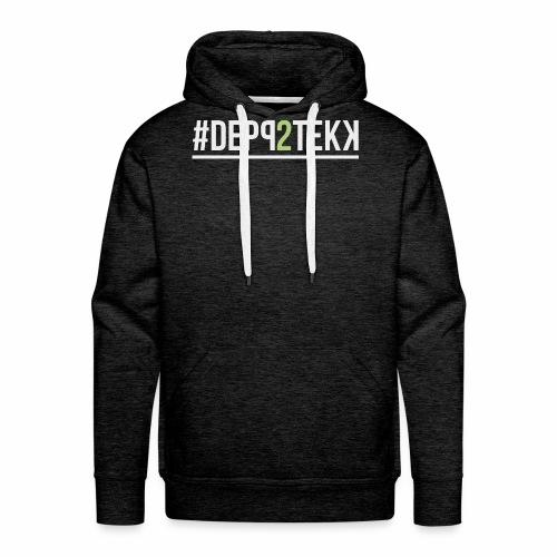 Depp2Tekk by HouseMixRoom RadioShow - Sudadera con capucha premium para hombre