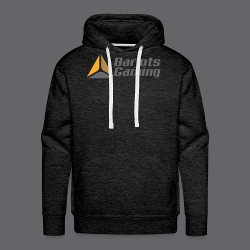 Barjots Gaming - Sweat-shirt à capuche Premium pour hommes