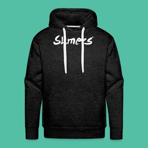 Slimers casquette - Sweat-shirt à capuche Premium pour hommes