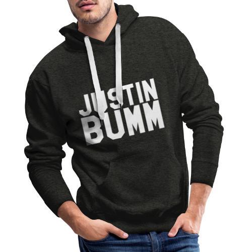 Justin Bumm - Männer Premium Hoodie