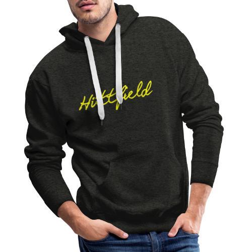 Logo 2010 (einseitig) - Männer Premium Hoodie