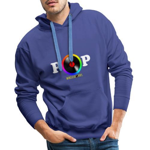Collection POP - Sweat-shirt à capuche Premium pour hommes