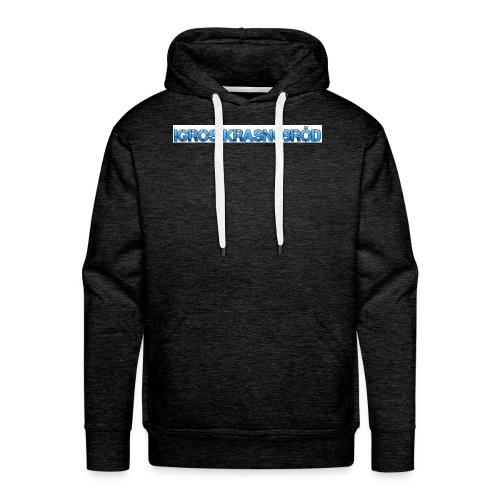 2-png - Bluza męska Premium z kapturem