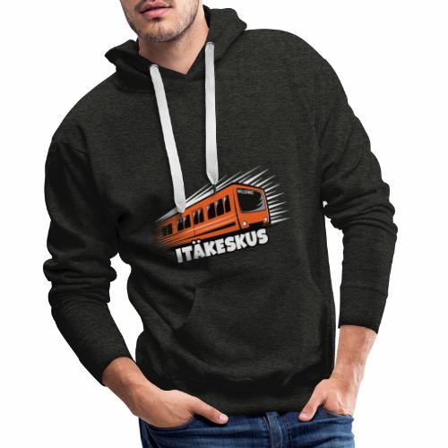 METRO ITÄKESKUS, T-Shirts +150 Products Webshop - Miesten premium-huppari