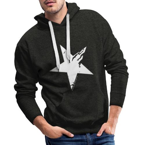 Erfolgshirts Allstars Fame Design - Männer Premium Hoodie