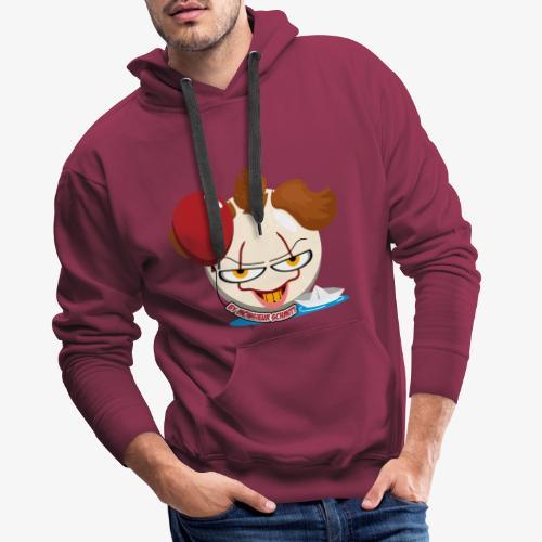 Clown BB (Hors-Série) - Sweat-shirt à capuche Premium pour hommes