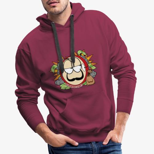 Daly BB - Sweat-shirt à capuche Premium pour hommes