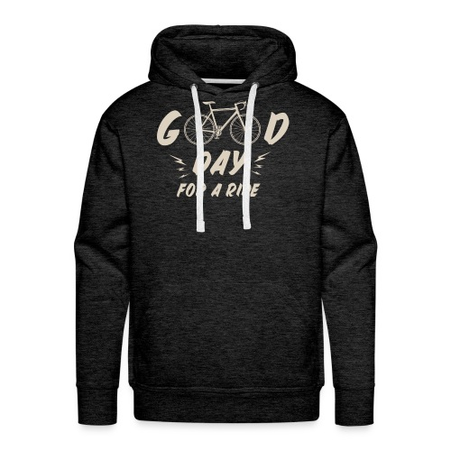 Good Day for a Ride - Männer Premium Hoodie