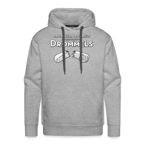 Drommels - Mannen Premium hoodie