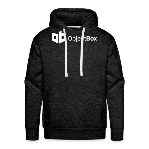 ObjectBox 1c FINAL - Men's Premium Hoodie