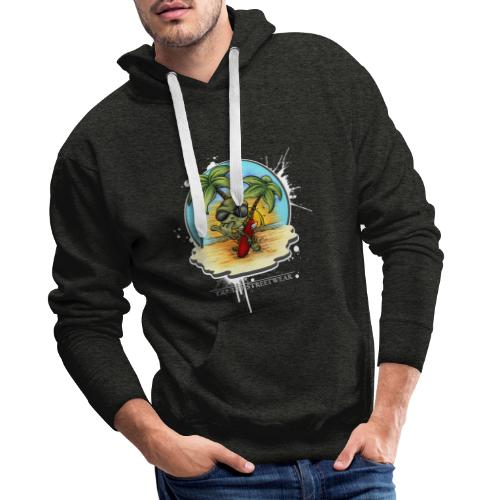 Let's have a surf back home! - Männer Premium Hoodie